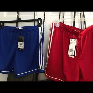Adidas Women's shorts set of two
